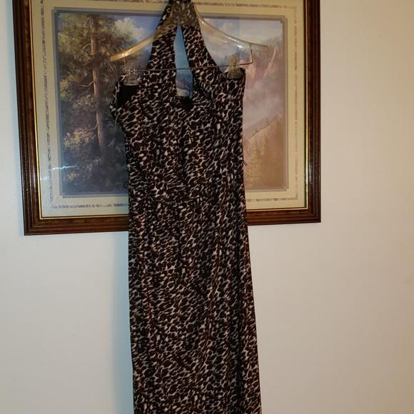 R&K Dresses & Skirts - Cheetah Maxi
